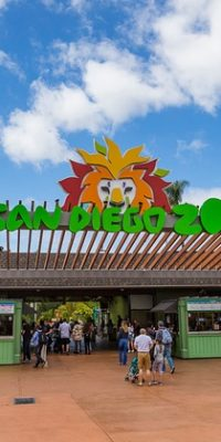 Upcoming Field Trip to the San Diego Zoo